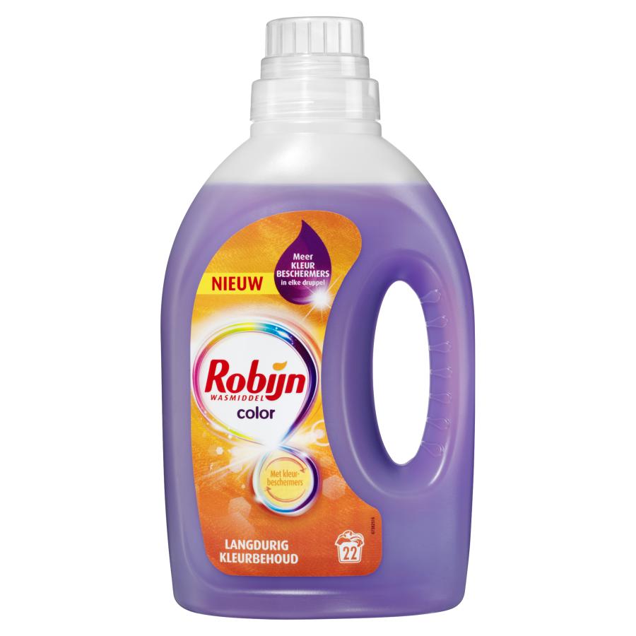 Robijn Vloeibaar wasmiddel color 22 scoops