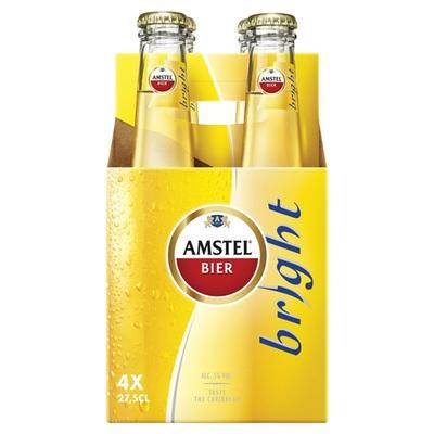 Amstel Bright 4x27,5 cl