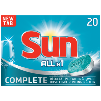 Sun All-in-1 tabs