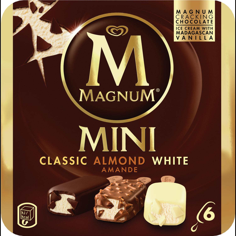 Ola Magnum mini classic-almond-white