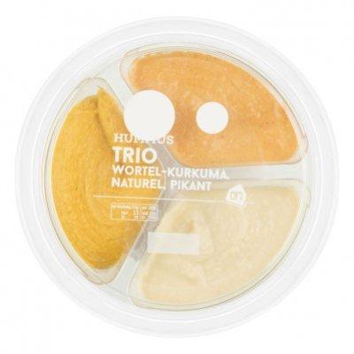 AH Trio hummus