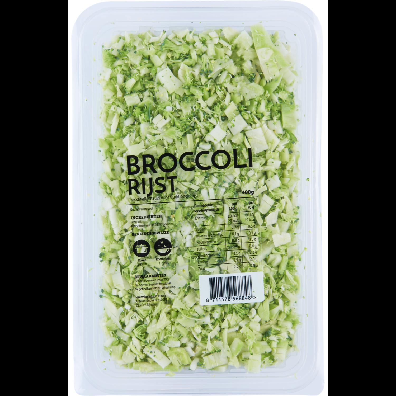 Fresh & easy Broccoli rijst