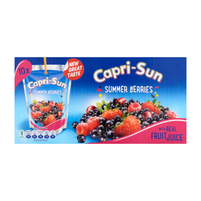 Capri-Sun Summer Berries