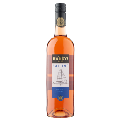 Hardys Sailing Shiraz Rosé 750 ml