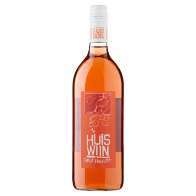 Huiswijn Rosé Halfzoet 1 L
