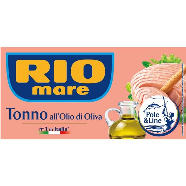 Rio Mare tonijn in olijfolie