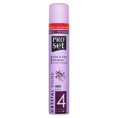 ProSet Crystal Shine Hairspray 300 ml