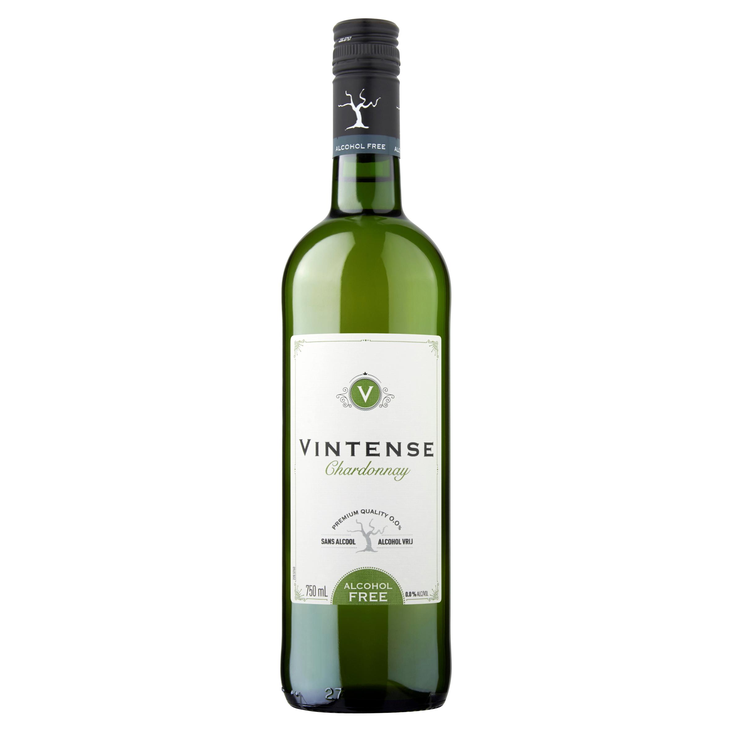 Vintense Chardonnay Alcoholvrij 750 ml