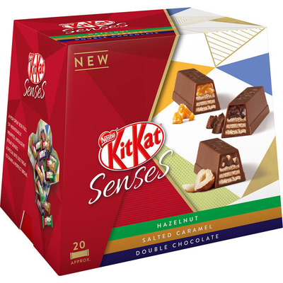 Kitkat Senses mix pack