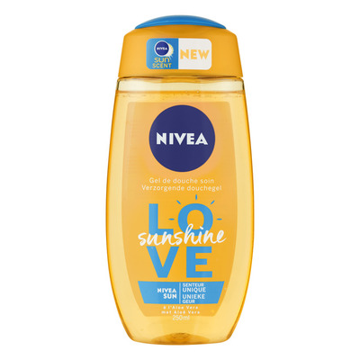 Nivea SunShine love showergel
