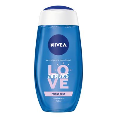 Nivea Love waves verzorgende douchegel