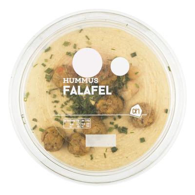 Huismerk Hummus falafel
