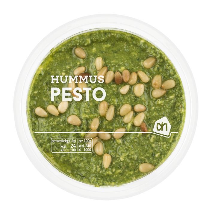 Huismerk Hummus pesto