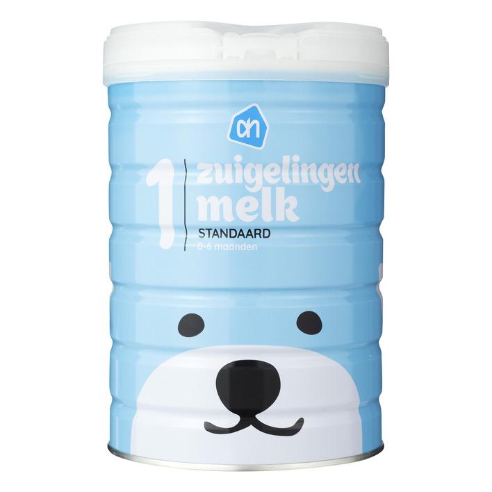 Huismerk Zuigelingenmelk standaard 1