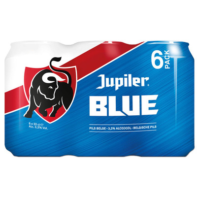Jupiler Blue