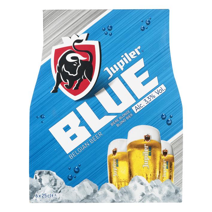 Jupiler Blue pils