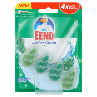 WC-Eend Active Clean Pine 38,6 g