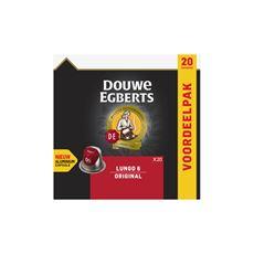 Douwe Egberts lungo original koffiecups 20 stuks
