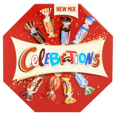 Celebrations 196 g