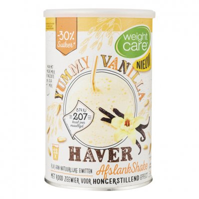 Weight Care Haver afslankshake vanille