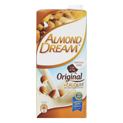 Dream Almond original + calcium
