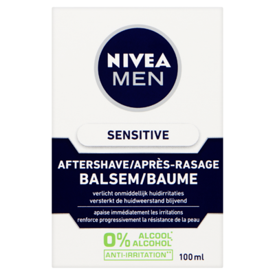 NIVEA MEN Sensitive Aftershave Balsem 100 ml