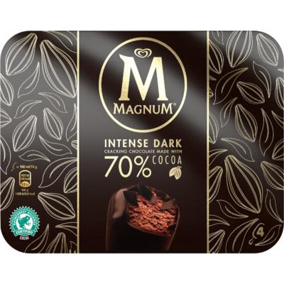 Ola Magnum intense dark 4 stuk
