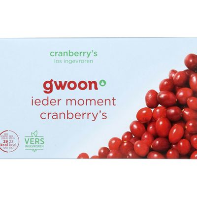 Huismerk Cranberries