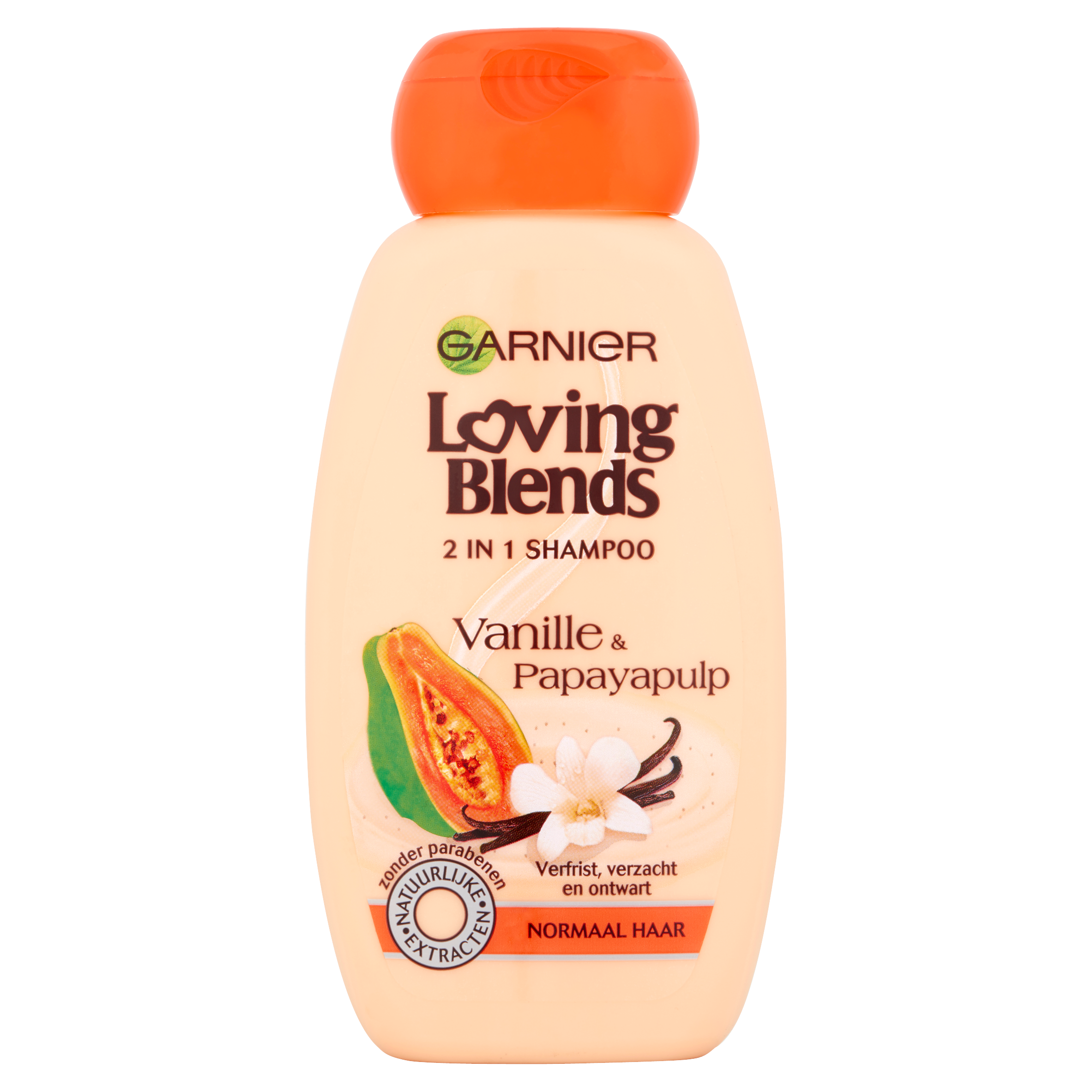 Garnier Loving Blends Shampoo Vanille 250 ml