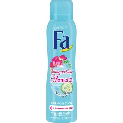 Fa Summertime deospray