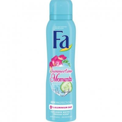 Fa Summertime deospray