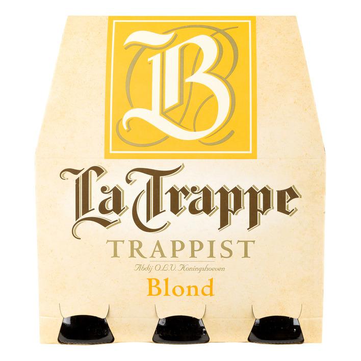 La Trappe Trappist blond