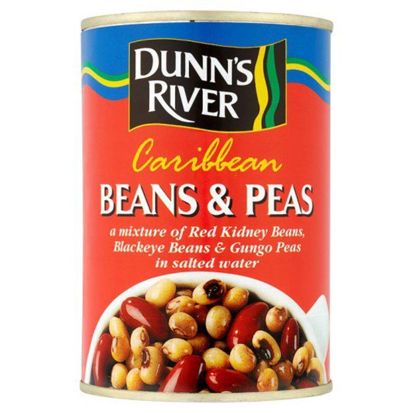Dunn's River Caribbean Peas & Beans