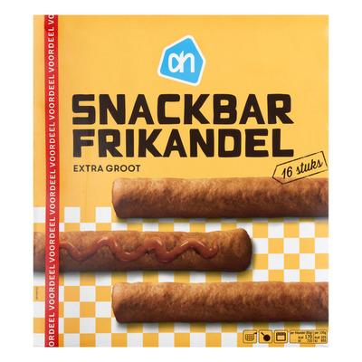 Huismerk Snackbar frikandellen voordeel