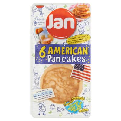 Jan American pancakes