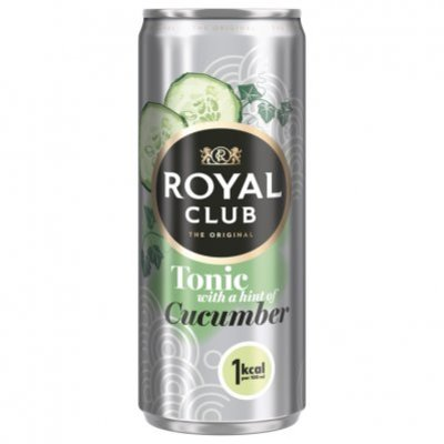Royal Club With a hint of cucumber