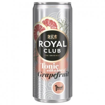 Royal Club With a hint of grapefruit
