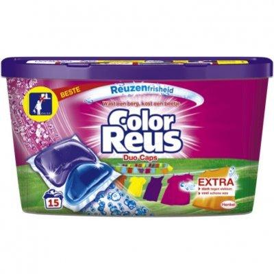 Witte Reus Color reus duo-caps wascapsules