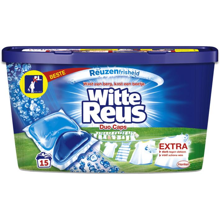 Witte Reus Wit reus duo caps