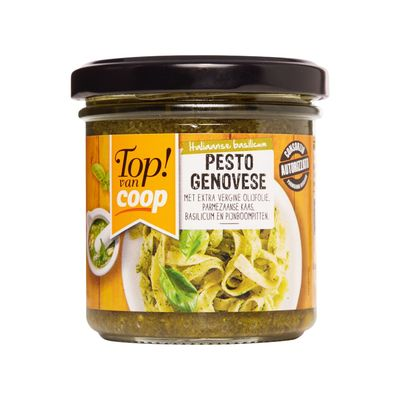 Top! Van Coop Biologische Pesto Genovese