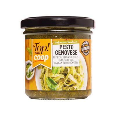 Top! Van Coop Pesto Genovese