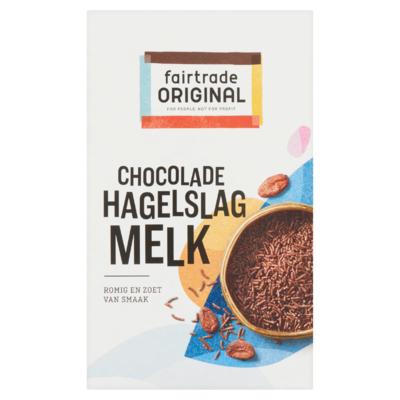 Fairtrade Original Chocolade Hagelslag Melk 400 g