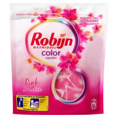 Robijn Duo Capsules Pink Sensation