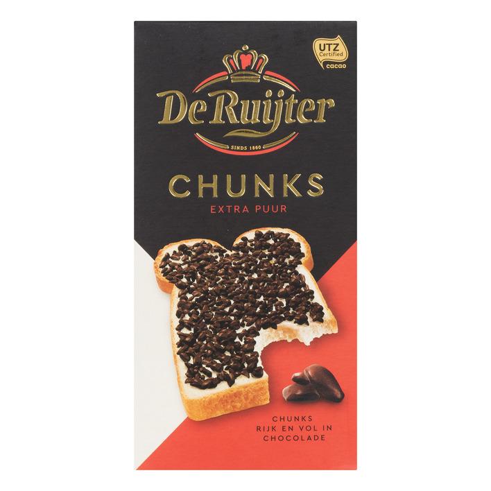 De Ruijter Chunks extra puur