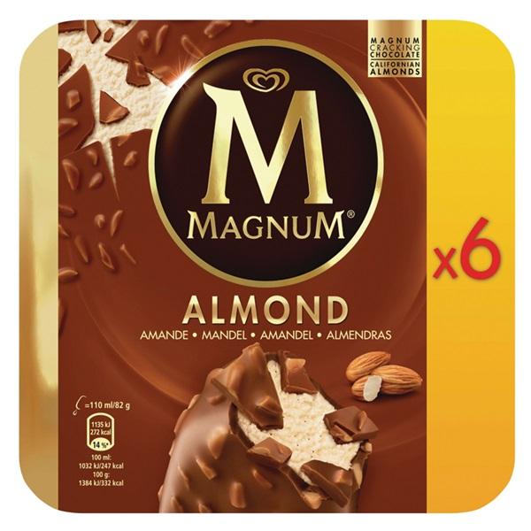 Ola Magnum Almond
