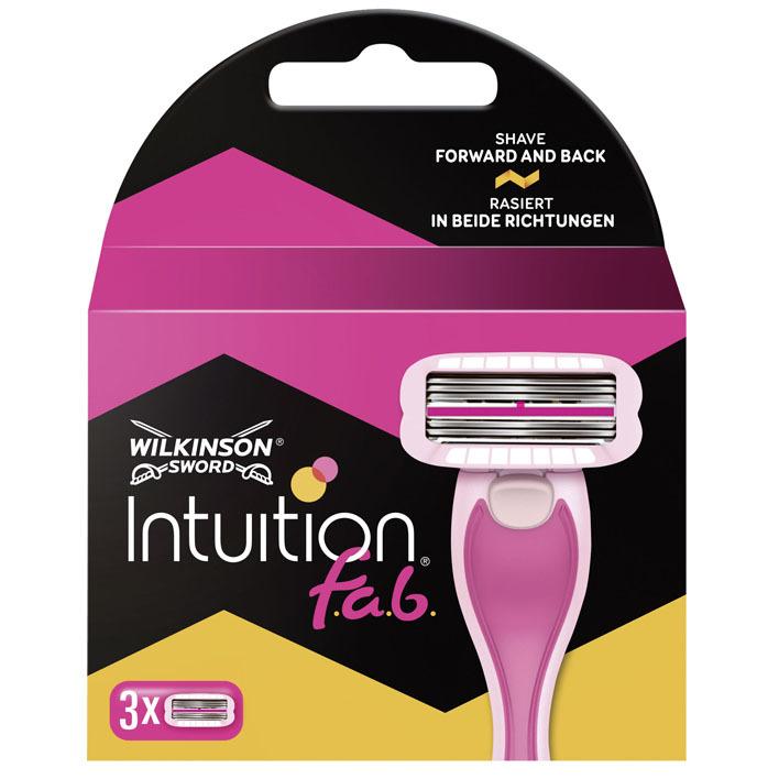 Wilkinson Intuition F.A.B. blades