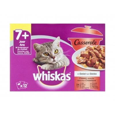 Whiskas Casserole senior classic