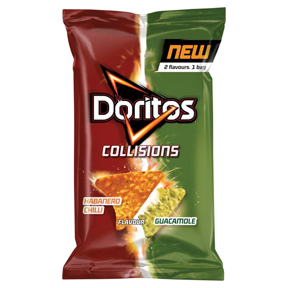 Doritos Collissions Chilli & Guacamole Chips 185 gr
