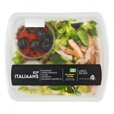 Huismerk Lunchsalade kip Italiaans