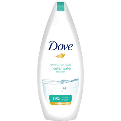 Dove Shower sensitive